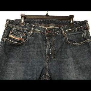 Like New Men's Diesel Industry Denim Jeans